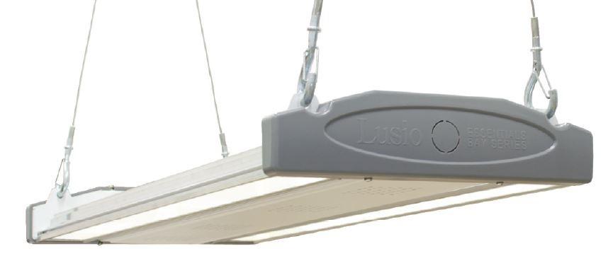 LUSIO 60W LED HIGH BAY 6,000 LUMENS 5000K, 480V