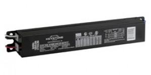KEYSTONE 1, 2, OR 3-LAMP T8 ELECTRONIC BALLAST NORMAL POWER FACTOR